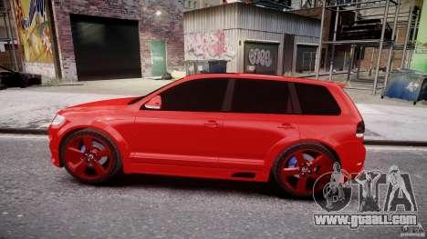Volkswagen Touareg R50 2008 Tune (Beta) for GTA 4 inner view