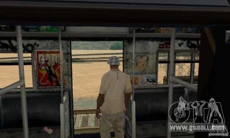 GTA IV Enterable Train for GTA San Andreas
