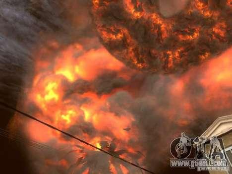 Atomic Bomb for GTA San Andreas second screenshot
