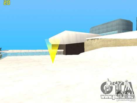 Flights in Liberty City for GTA San Andreas sixth screenshot