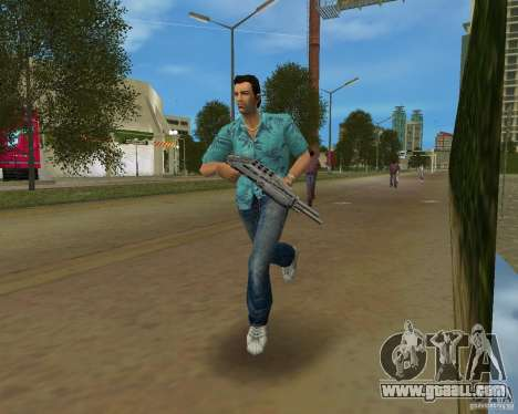 Animation of TLAD for GTA Vice City third screenshot