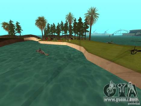 Kapu Pohaku Island v1.2 for GTA San Andreas second screenshot