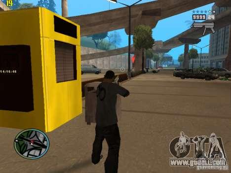 GTA IV  San andreas BETA for GTA San Andreas third screenshot