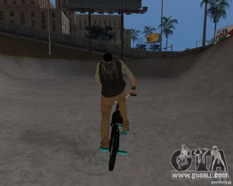 Tony Hawks Cole for GTA San Andreas third screenshot