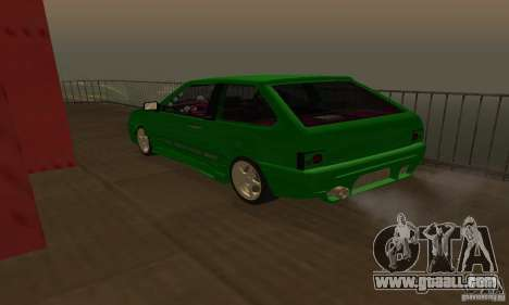 VAZ 2113 ADT Art Tuning for GTA San Andreas side view