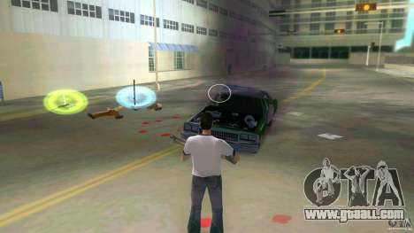 No death mod for GTA Vice City forth screenshot