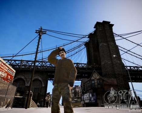 Niko - Stalin for GTA 4 sixth screenshot