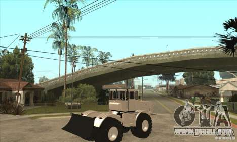 Kirovets K701 Tractor Hauler for GTA San Andreas right view