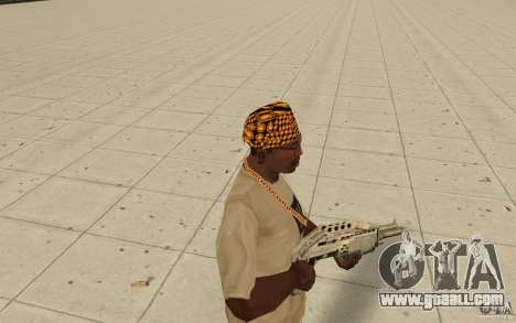 Bandana offspring for GTA San Andreas second screenshot