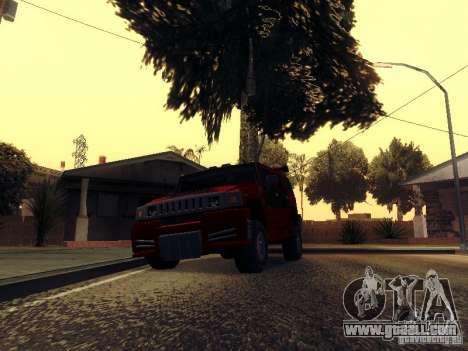 ENBSeries v1 for GTA San Andreas second screenshot