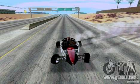 Ariel Atom for GTA San Andreas right view