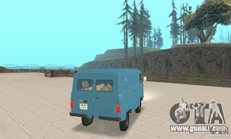 UAZ-3741 for GTA San Andreas left view