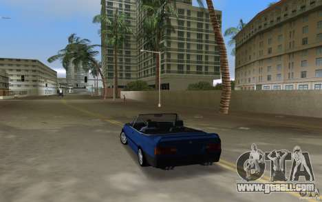 BMW M3 E30 Cabrio for GTA Vice City