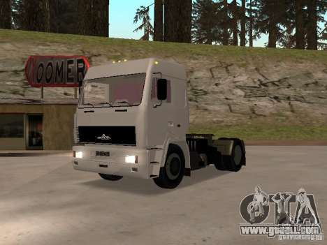 MAZ 5440 for GTA San Andreas