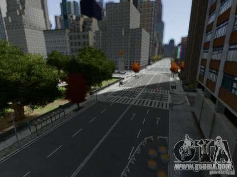 HD Roads 2013 for GTA 4 ninth screenshot