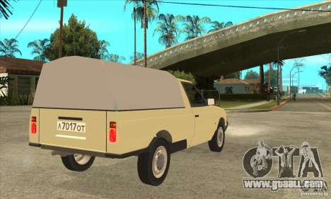 AZLK 2335 for GTA San Andreas right view