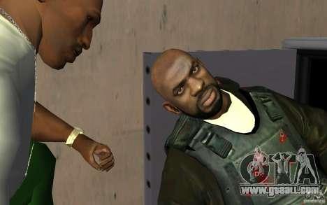 New Smoke for GTA San Andreas third screenshot