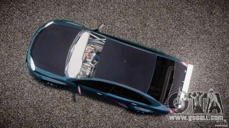 Chevrolet Lacetti WTCC Street Tun [Beta] for GTA 4 right view
