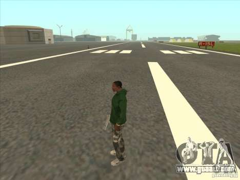 Teleport to a marker for GTA San Andreas forth screenshot