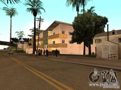 Grand Street for GTA San Andreas fifth screenshot