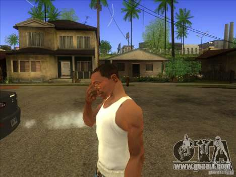 Facepalm Mod for GTA San Andreas second screenshot