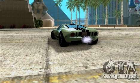 ENBSeries by HunterBoobs v1.2 for GTA San Andreas third screenshot
