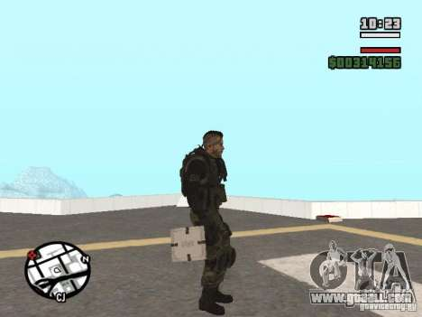 The explosives from cod mw2 for GTA San Andreas second screenshot