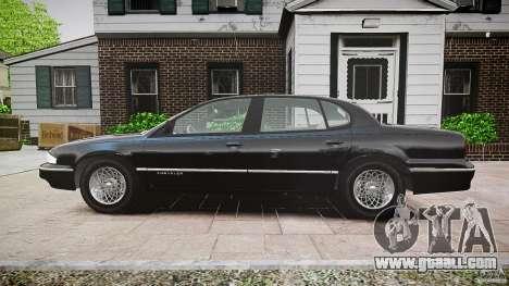 Chrysler New Yorker LHS 1994 for GTA 4 back view
