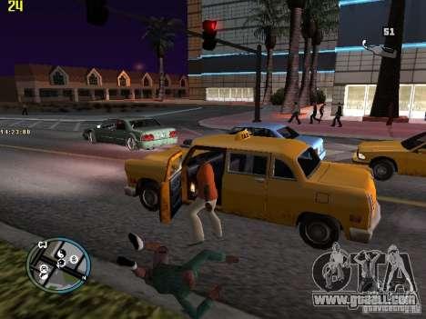 GTA IV  San andreas BETA for GTA San Andreas fifth screenshot