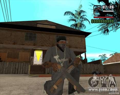 Hudra for GTA San Andreas