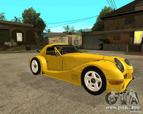 Morgan Aero 8 for GTA San Andreas