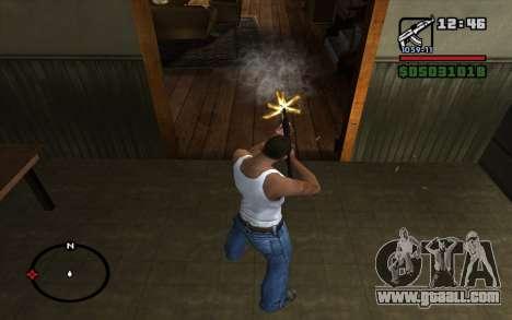 AEK-971 for GTA San Andreas second screenshot