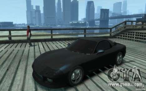 Mazda RX-7 v1 for GTA 4