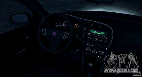 SAAB 9-3 Turbo X for GTA San Andreas