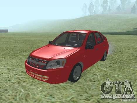 VAZ 2192 for GTA San Andreas
