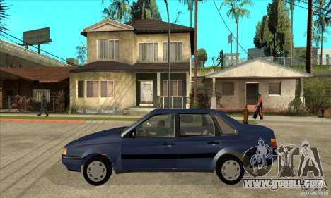 Volkswagen Passat B3 Stock for GTA San Andreas left view