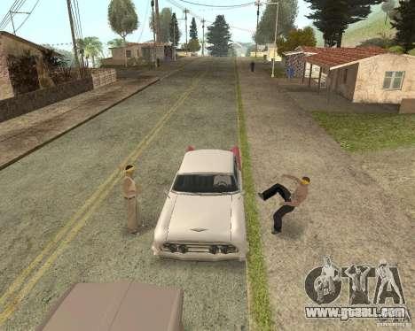 More Hostile Gangs 1.0 for GTA San Andreas seventh screenshot