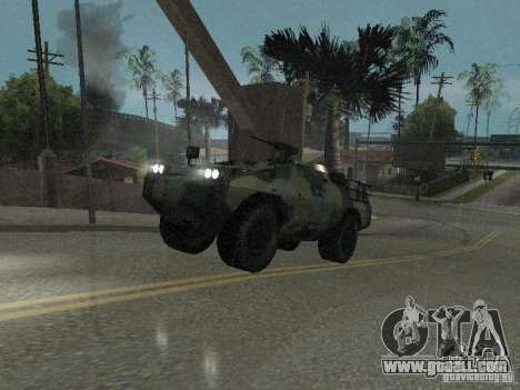 S. w. a. T from Counter Strike Source for GTA San Andreas