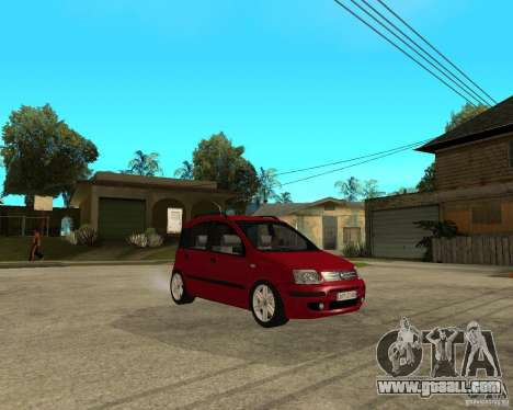 2004 Fiat Panda v.2 for GTA San Andreas