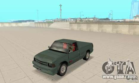 Chevrolet SS10 1994-1995 for GTA San Andreas