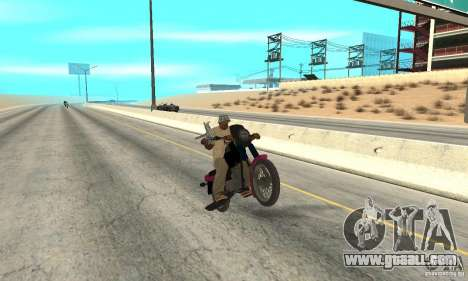 ZID Owl 175 v 2.0 for GTA San Andreas