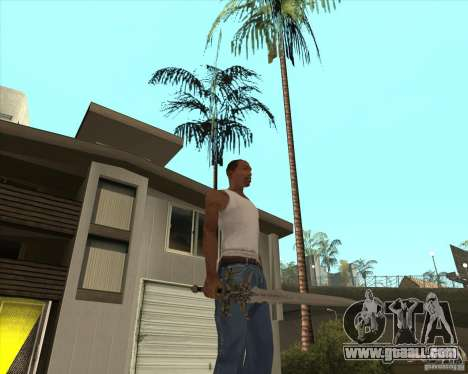 Frost morn for GTA San Andreas second screenshot