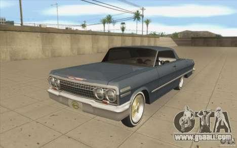 Voodoo for GTA San Andreas