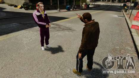 Insult for GTA 4 third screenshot