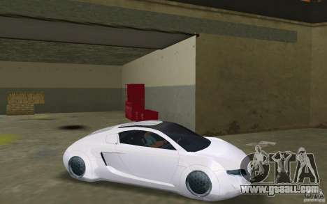 Audi RSQ concept for GTA Vice City right view