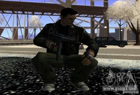 New animations 2012 for GTA San Andreas third screenshot
