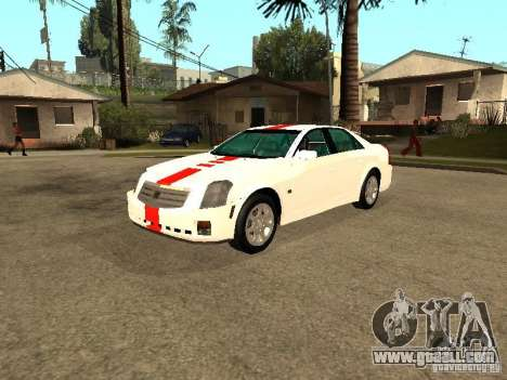 Cadillac CTS 2003 Tunable for GTA San Andreas