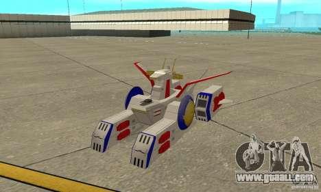 White Base 2 for GTA San Andreas