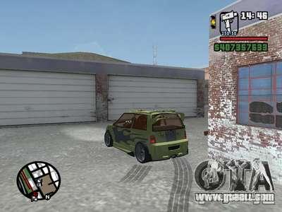 1111 OKA (tuning) for GTA San Andreas side view