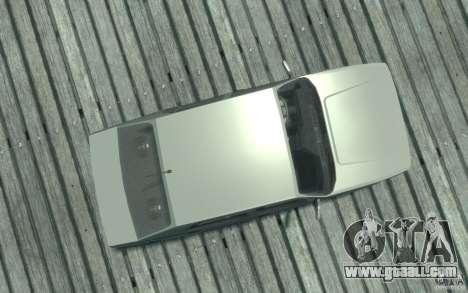 Alfa Romeo 75 for GTA 4 right view